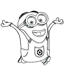 Dave, kevin, jerry and phil how about to. Coloring Store Minions Coloring Pages