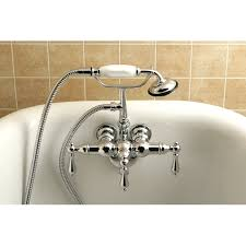 faucets for clawfoot tubs bathtubs