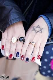 Heart Rings & Japanese Nail Art – Tokyo Fashion News