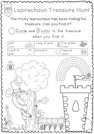 Revisited St Patricks Day Worksheets Free Printable Patrick ...
