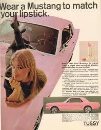 Boob car commercial woman