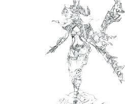 Monster Legends Coloring Pages Download Monster Legends Colouring