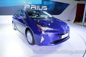 new car launches in january indiaNew Toyota Prius to launch in India in January 2017