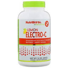 Qoo10 - ^ NutriBiotic, <b>Immunity</b>, <b>Lemon Electro-C</b> Powder, 16 ...