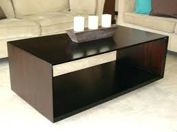 center table glass top design image of living room with storage designs