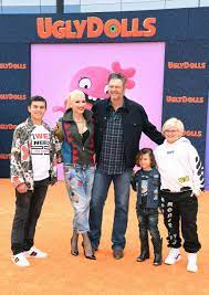 Newlyweds Gwen Stefani, 51, & Blake ...