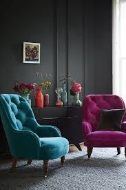 Penelope Armchair in 2019 | home | Dark living rooms, Room decor ...