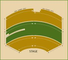 Seating Charts Parker Playhouse