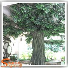 large artificial outdoor trees large custom fabricated