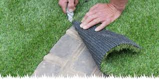 artificial grass installation. 1. Design Phase Artificial Grass Installation R