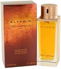 <b>Ted Lapidus</b> Altamir Eau de Toilette for <b>Men</b> 125 ml: Amazon.co.uk ...