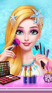 mermaid princess makeup fashion salon 1 6 3935 screenshot 1