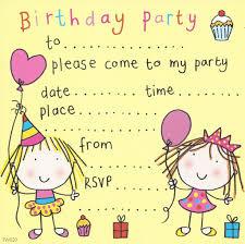 Kids Invitations Party Invitations Birthday Party Invitations Kids Party