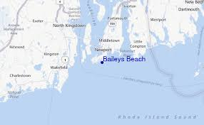 Baileys Beach Surf Forecast And Surf Reports Rhode Island Usa