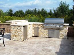 Custom Outdoor Kitchens Ideas On A Budget Home Designs Insight - Outdoor kitchen omaha