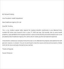 Letter Of Appeal Sample Template Impressive Reconsideration Letter Template Bezholesterol