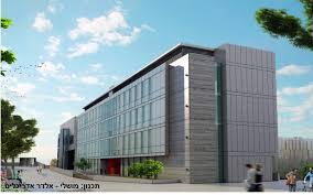 אונ' בן גוריון - בניין פקולטה לכימיה - tafnit
