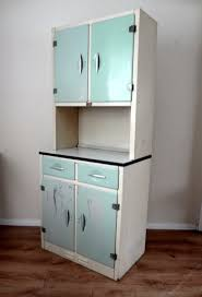 Antiques Atlas Retro Kitchen Larder Cupboard Vintage Metal Cabinet