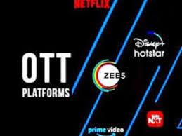 Ott bypasses cable, broadcast, and satellite television platforms. Will Keep A Close Tab On Ott Platform Content Using New Regulations Government To Supreme Court India News