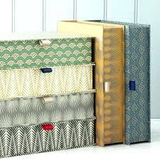 Decorative File Storage Boxes Decorative File Box Office File Storage Office Supplies File Boxes 75
