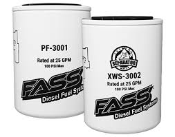Replacement Diesel Fuel Filters Fass Fuel Filters Fassride