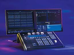 etc ion 2000 lighting console