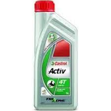 1 Litre Castrol Activ Engine Oil 4t
