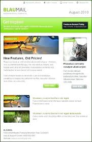 Free Newsletter Layouts 9 Newsletter Templates To Create Printable And E Newsletters