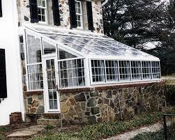 solar gardener lean to greenhouses