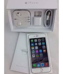 iphone 6 silver box. brand new iphone 6 silver unlocked for sprint and boost mobile in original box iphone
