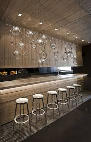 lighting for a bar. Divino Wine Bar By Suto Interior Architects, Budapest Concept As A Bar: Exclusive Offers From Hungarian, Second Generation Producers In Dynamic Lighting For E