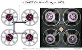 vintage amps bulletin board • view topic hiwatt se4123 wiring image