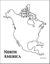 4fb514098a267ccaaadc17b7013e8533 north america pattern use the printable outline for crafts on pangea worksheet