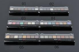 mac 8 color eyeshadow brush 1 fake mac makeup