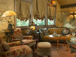 Old World Living Room Design Photo Page Hgtv