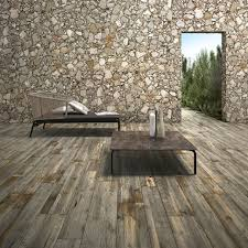wow this very realistic weathered wood look tile can be used on an outdoor terrace and is a great compliment to natural stone from the legni high tech