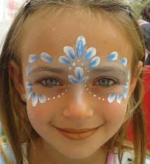 easy face painting idea sheet fun 2 c faces face painting cornwall