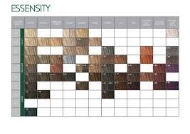 Igora Color Chart Schwarzkopf Essensity Hair Color 3 00 Dark Brown Extra