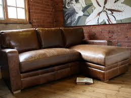 Outstanding Vintage Leather Sectional Sofa 35 In Crate And Barrel regarding  Crate And Barrel Sectional Sofas