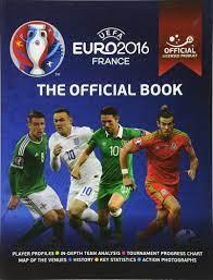 Amazon.it: UEFA Euro 2016 France The Official Book - Radnedge, Keir - Libri