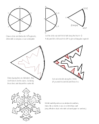 Snowflake Patterns To Cut Out