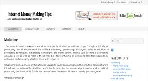 Access Cgnnet Net Internet Money Making Tips All In One