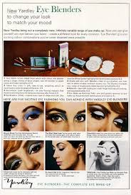omm vine pretty 60s makeup inspiration