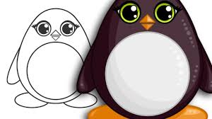 cute penguin drawing. Perfect Cute How To Draw A Cute Penguin  Step By Drawing To Cute Penguin Drawing I