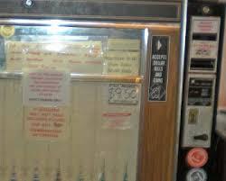 Cigarette Vending Machines Illegal Adorable Dislocations Vending Machine