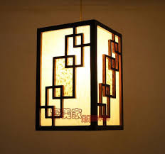 japanese style lighting. Chinese Style Lighting Lamps Japanese Faux Bamboo Pendant Light Bar