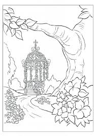 nature colouring pages. Contemporary Nature Ultimate Nature Colouring Sheets Pages For Adults Scenes Drawing Intended B