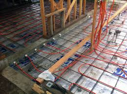 Heated Bathroom Floor Awesome Radiant Floor Heating Electric Vs Hydronic Jeff King And Company