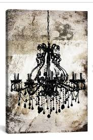 chandelier painting best for home decor ideas with chandelier painting