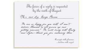 How To Reply To Wedding Rsvp Card Wedding Invitation Reply Card You Get Ideas From This Site